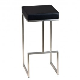 CSY-813-N Tabouret bar design noir