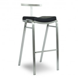 CSY-905-N Chaise haute de bar fixe design