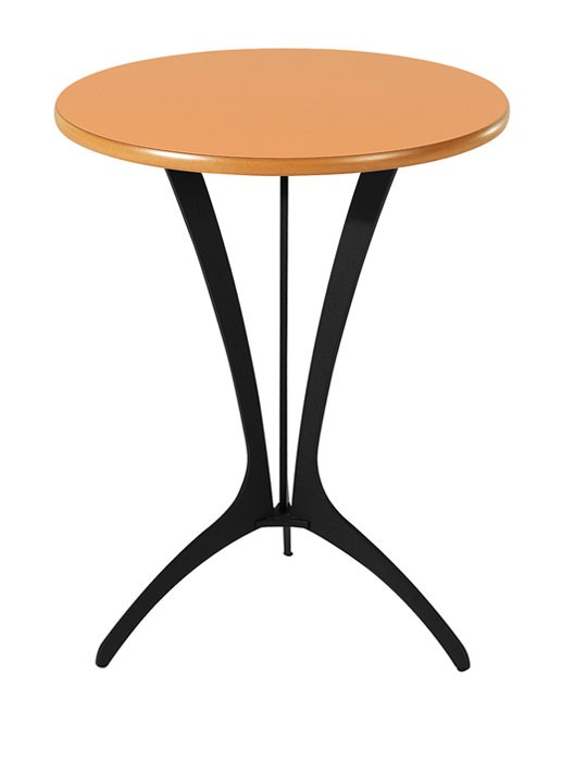 Pied de table design couleur au choix pfx jamaica 001 one mobilier for Pied table design