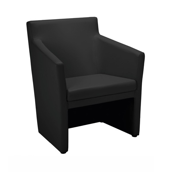 fauteuil club pour salle d 39 attente ns sq n one mobilier. Black Bedroom Furniture Sets. Home Design Ideas