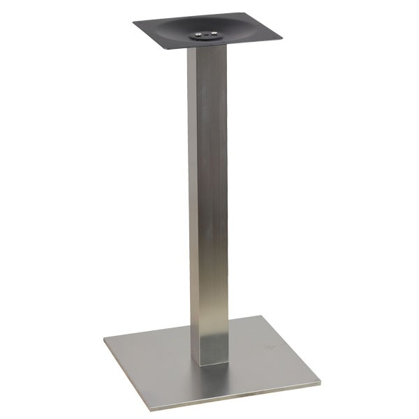 Pied de table central inox table de lit - Pied de table central inox ...