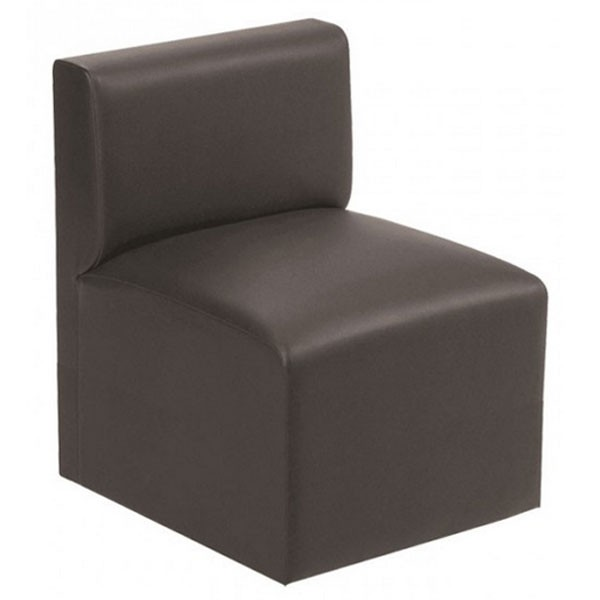 Fauteuil modulable simple sqf a164 one mobilier for Fauteuil simple