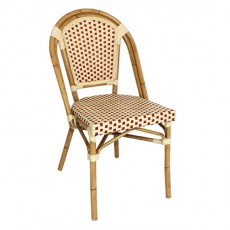 Chaise Bistrot Rotin