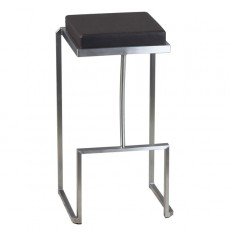 CSY-823-SK Tabouret de comptoir assise carree