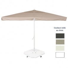 parasol (pied en option)