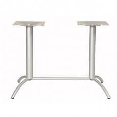 PRA-1602 Pied de table en aluminium pour table rectangulaire
