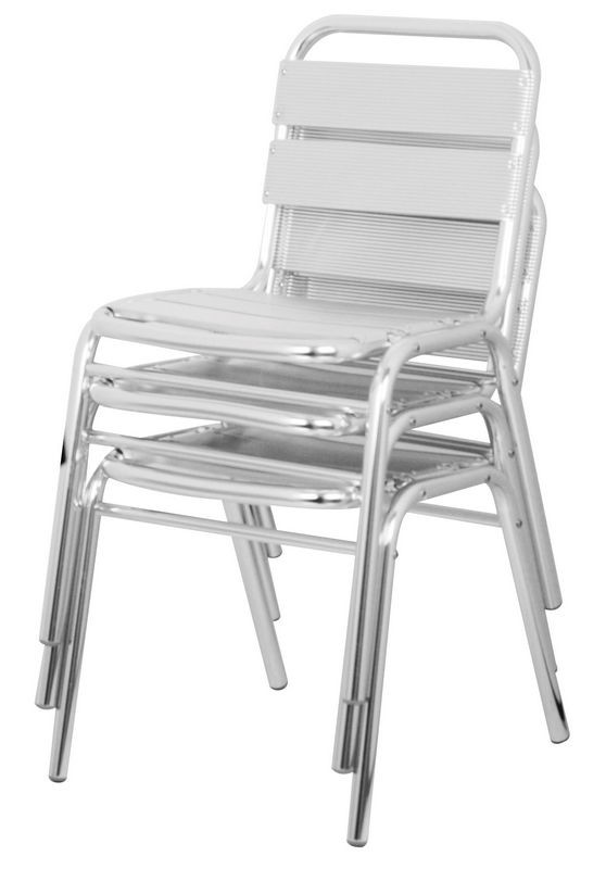 chaise de terrasse aluminium cra 42 one mobilier. Black Bedroom Furniture Sets. Home Design Ideas