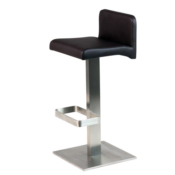 chaise haute de bar fixe csy 323 sk one mobilier
